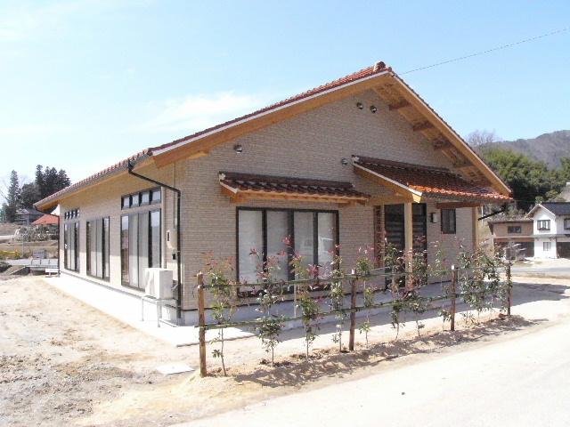 地域の木造集会所