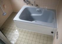 直焚き(じかたき)浴槽の水漏れ対策!