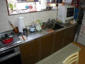 キッチン既存