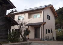 太陽光パネルで電気を自給自足できる家