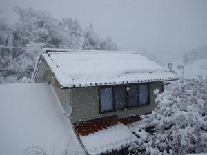太陽光発電 積雪