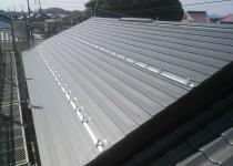 軽量屋根替え