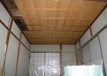 和室の天井張替え