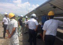 太陽光施工技術研修会でした