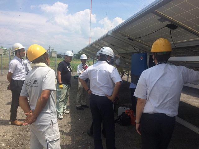 太陽光施工研修会